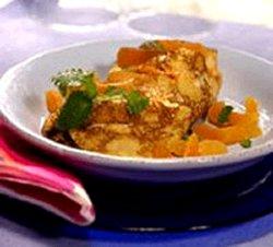 Prøv også Appelsinpannekake med kardemomme & aprikos.