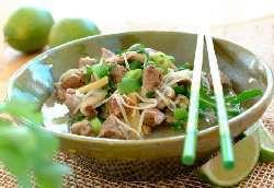 Prøv også Kinesisk lam og nudelsuppe.