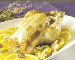 Prøv også Kylling med krydret risfyll.