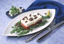 Prøv også Vannmelon og feta med gresskarfrø.