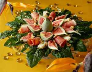Prøv også Salat med fiken.