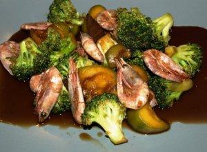 Prøv også Reker med brokkoli og Oyster Sauce.