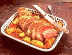 Prøv også Lammestek på potetseng 3.