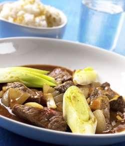 Prøv også Gryte med sambal og karri.