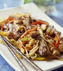 Prøv også Hval i wok.