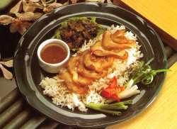 Prøv også Thailandsk fem krydder svinekjøtt og ris.
