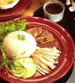 Prøv også Thailandsk kylling og ris.