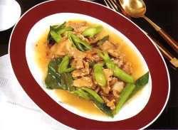 Prøv også Thailandsk stekte nudler i tykk saus.