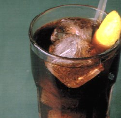 Prøv også Jameson and coke.