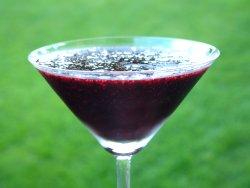 Prøv også Blåbær daiquiri.
