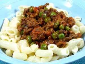 Prøv også Pasta med kjøttdeig.