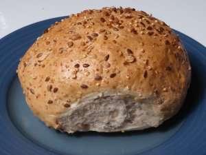 Frokostrundstykker med hvete oppskrift.