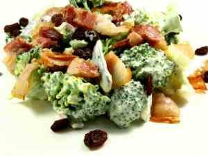 Prøv også Broccolisalat.
