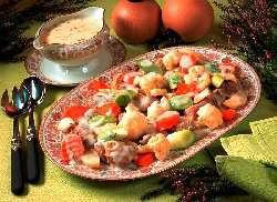 Prøv også Lammefrikasse med varierte grønnsaker.