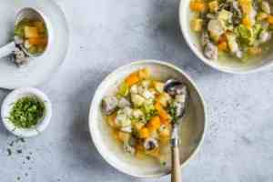 Prøv også Suppe med lettsaltet lammekjøtt.