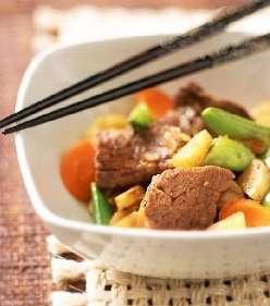 Prøv også Niku Jaga - kjøtt og poteter.
