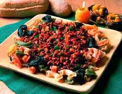 Prøv også Chili con carne.