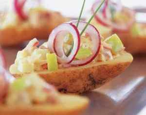 Prøv også Potetbåt med syltesalat(tapas).