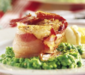 Read more about Lutefisk med bacon in our websites(In Norwegian).