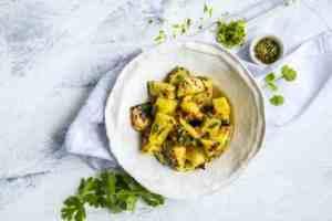 Prøv også Ananassalat med chili.