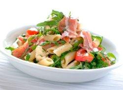 Prøv også Pastasalat med spekeskinke.