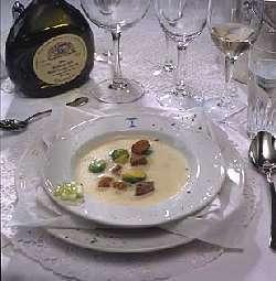 Prøv også Rosenkålsuppe.