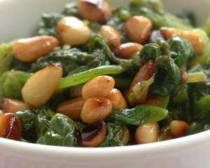 Prøv også Spinatsalat.