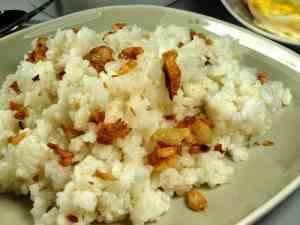 Prøv også Løkstekt ris.
