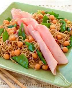 Prøv også Noodel doodle salad.