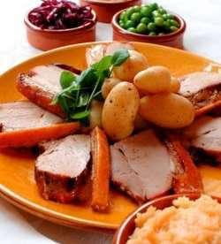 Prøv også Skinkesteik til juletapas.