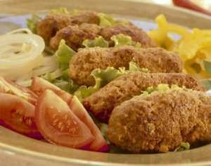Kjøttboller fra Kashmir - Kashmiri Koftas oppskrift.