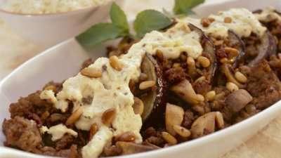 Prøv også Aubergin- og kjøttform - Sjeik il Mihshee.