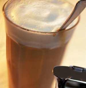 Prøv også Caffe latte.