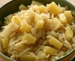 Prøv også Surkål med ananas.