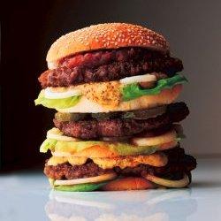 Prøv også Hamburger 3.