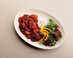 Bilde av Chili con carne med p�lser.
