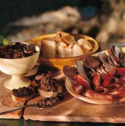 Tapenade/olivenrøre oppskrift.