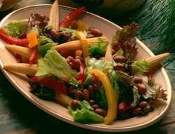 Prøv også Meksikansk salat.