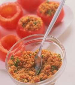 Prøv også Provencalske tomater.