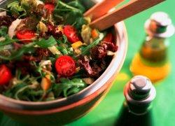 Prøv også Salat med dressing.