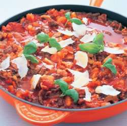 Try also Bolognese 3.