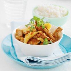 Prøv også Wok med chili og banan.
