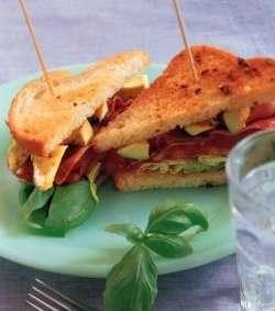 Prøv også Pannestekt sandwich.