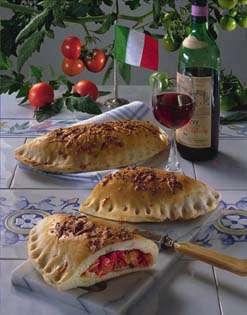 Prøv også Calzone Italiano.