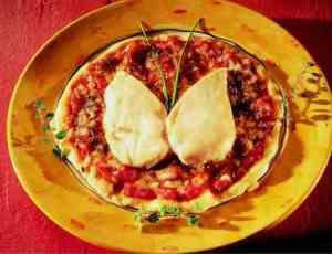 Prøv også Porsjonspizza med sommerfugl.