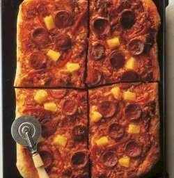 Prøv også Pølsepizza 3.