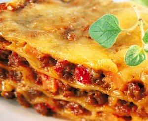 Prøv også Enkel lasagne.