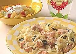 Prøv også Fisk i pasta.