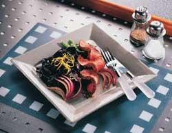 Bilde av Pasta med kalvekj�tt.