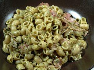 Prøv også Pasta med skinke og pesto.